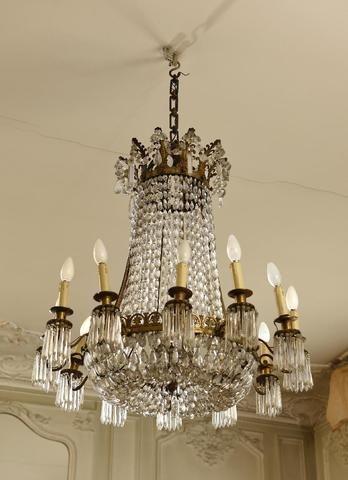 a5e3a975a687a02a682bd562ed8e3bba  chandeliers bronze 10 Merveilleux Lustre à Pampilles Kjs7