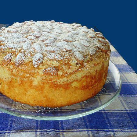 Colomba Pasquale - Italian Easter Cake