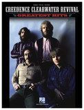 Hal Leonard - Creedence Clearwater Revival: Greatest Hits Songbook - Multi