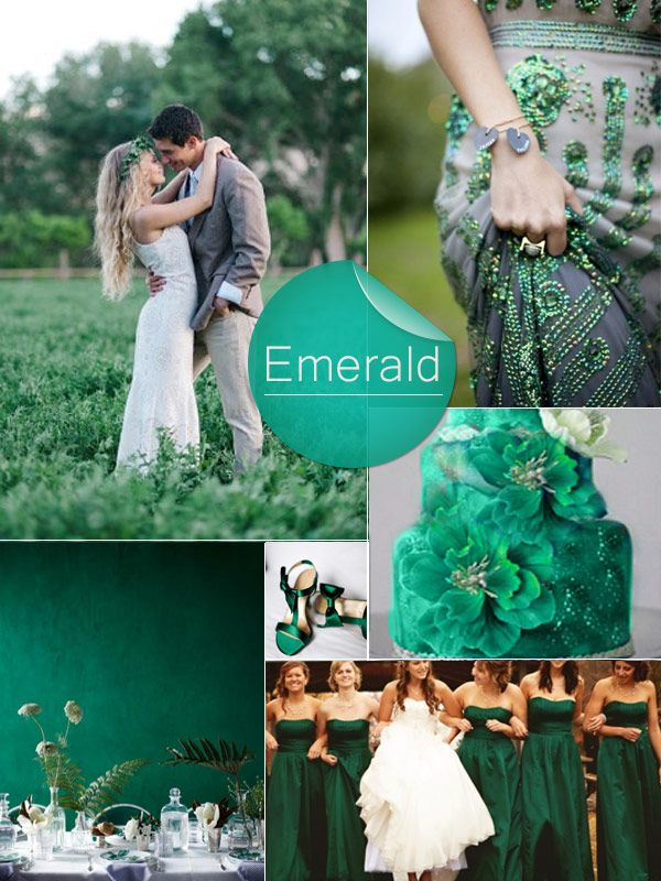 Fabulous Fall Wedding Color Palette 2013 Trends