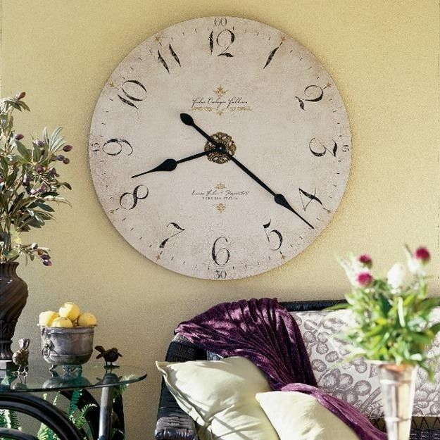 Large Clocks Wall Decor - Foter