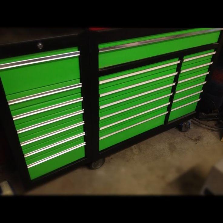 Garage Journal Lights