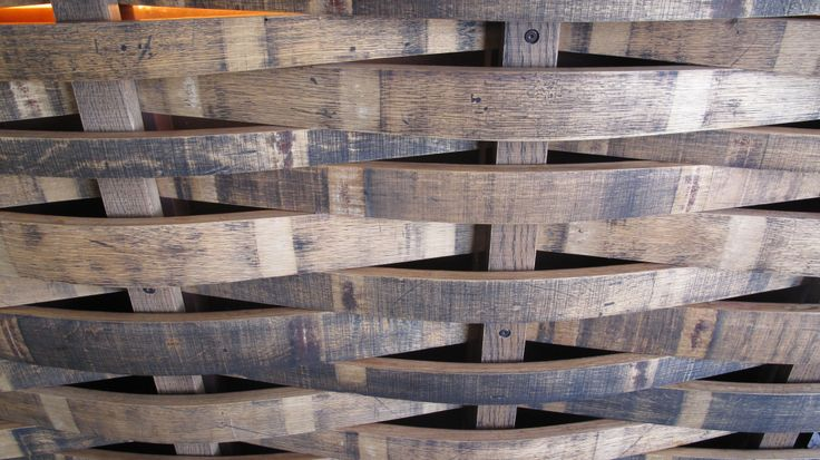 Timberzoo's lining boards in a basket weave effect make can a beautiful statement ...little bit different. #timberzoo