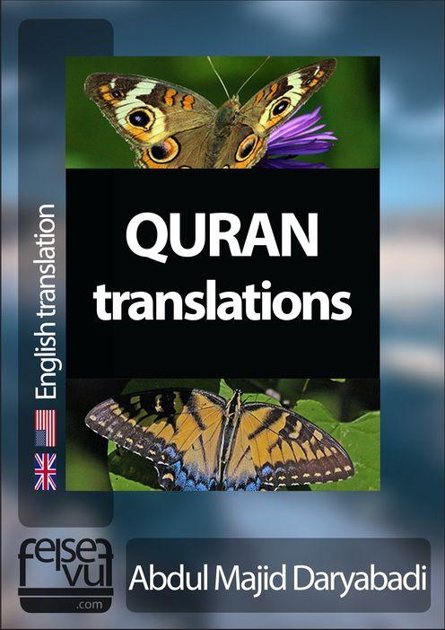 Abdul Majid Daryabadi Quran Translations ebook download Abdul Majid Daryabadi Quran Translations pdf, epub, doc format free download Abdul Majid Daryabadi Quran Translations pdf format (2,00MB): dr...