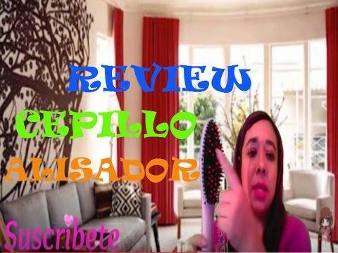 ✿ Review del Cepillo Alisador Fast Hair Straighter ✿