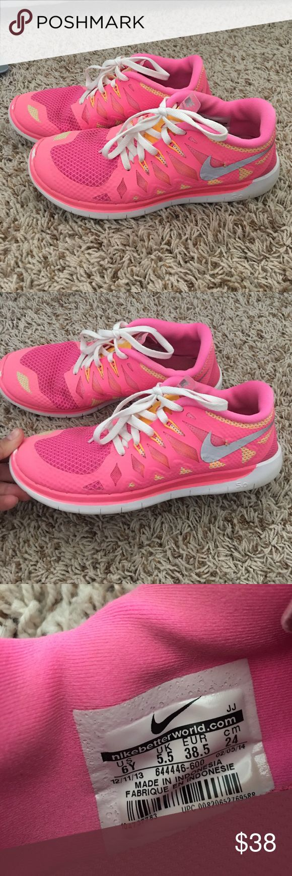 💰REDUCED💰Nike tennis shoes women's size 6 Women's Nike shoes in excellent condition size 6 Nike Shoes Sneakers