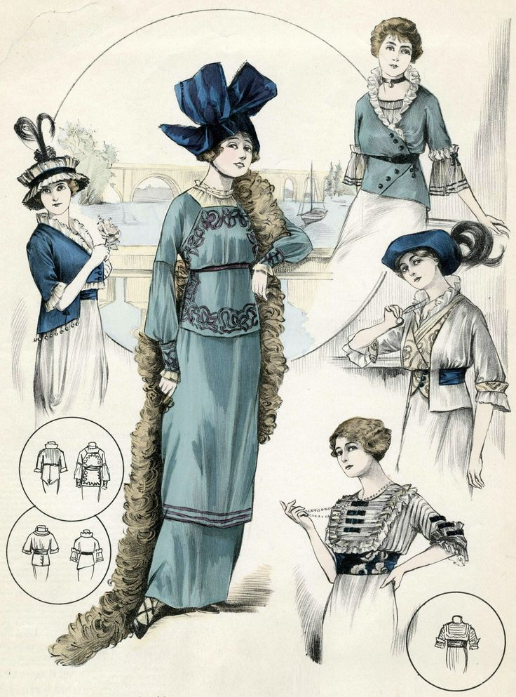 Fashion - 1914
