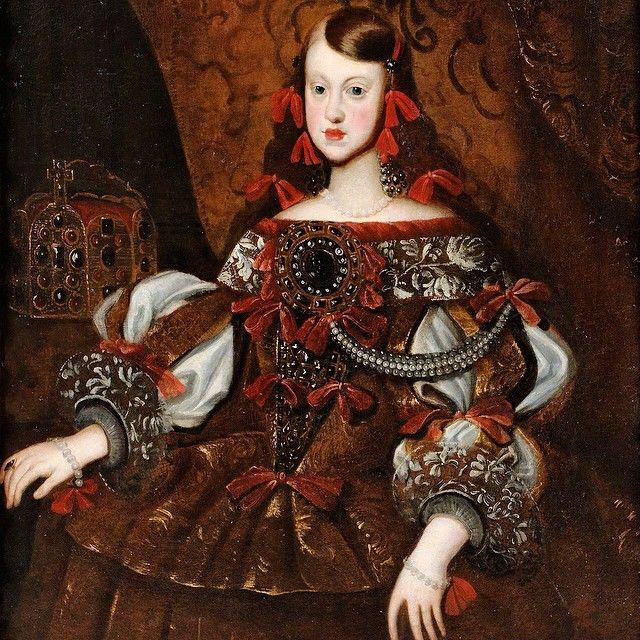 Margarita de Austria. Infanta de España y emperatriz de Austria