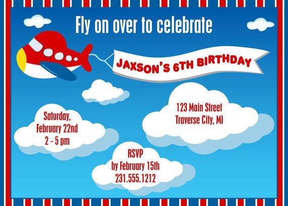 126 best kids birthday party invitations images on pinterest, Birthday invitations