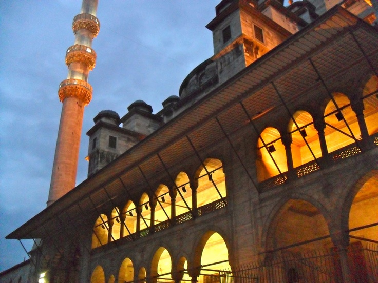 New Mosque - Istanbul