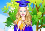 Play Barbie Graduation Day Dress Up game and have fun creating some gorgeous outfits for Barbie and make her look really elegant and stylish for the graduation ceremony and the party after.