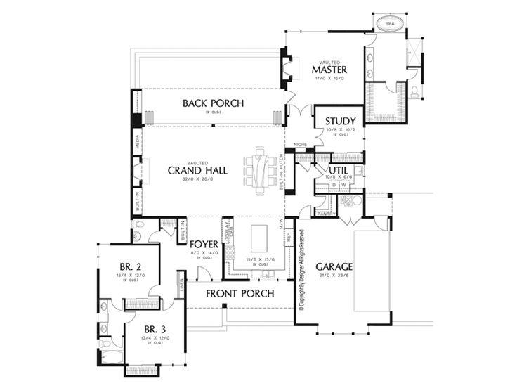 43 best Modern Floor Plans images on Pinterest Modern floor