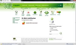 Dr.Web CureIt! — download free anti-virus! Cure viruses, Best free anti-virus scanner!