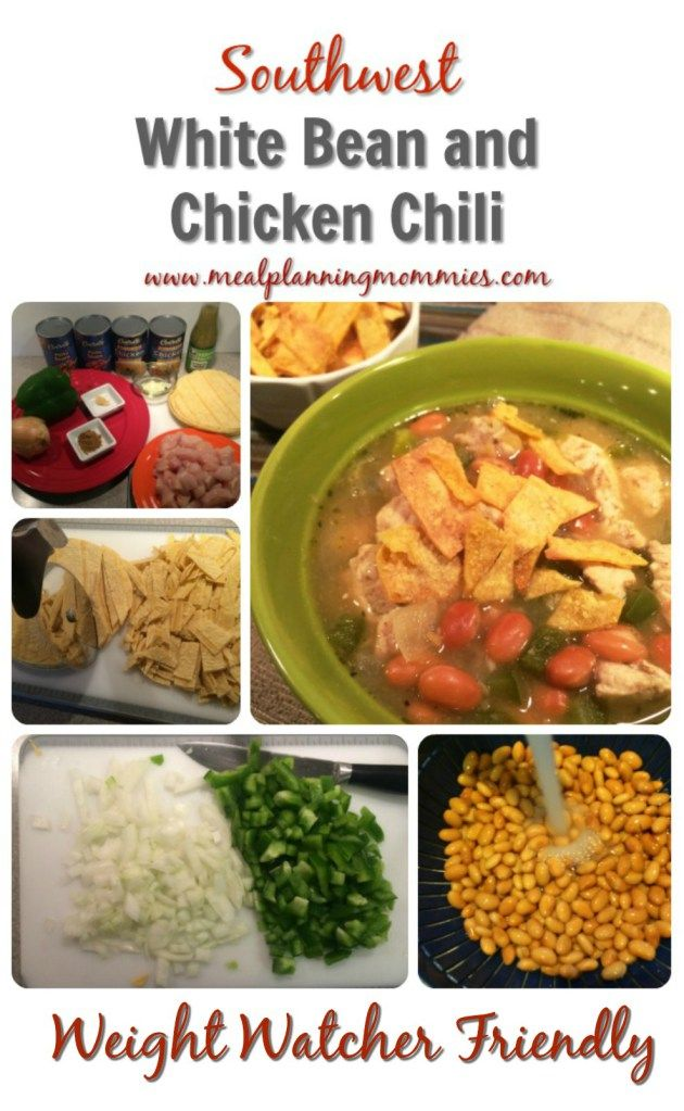 Apr 12,  · This 3 Bean Chicken Chili is delicious. A bit of spice from chipotles, this soup is super flavorful and cooks up quickly in an Instant Pot or slow-cooker. I've been on Weight Watchers for about 2 months now. It's taking a bit to adjust to counting points, but I feel like I'm starting to get the hang of it.5/5(1).