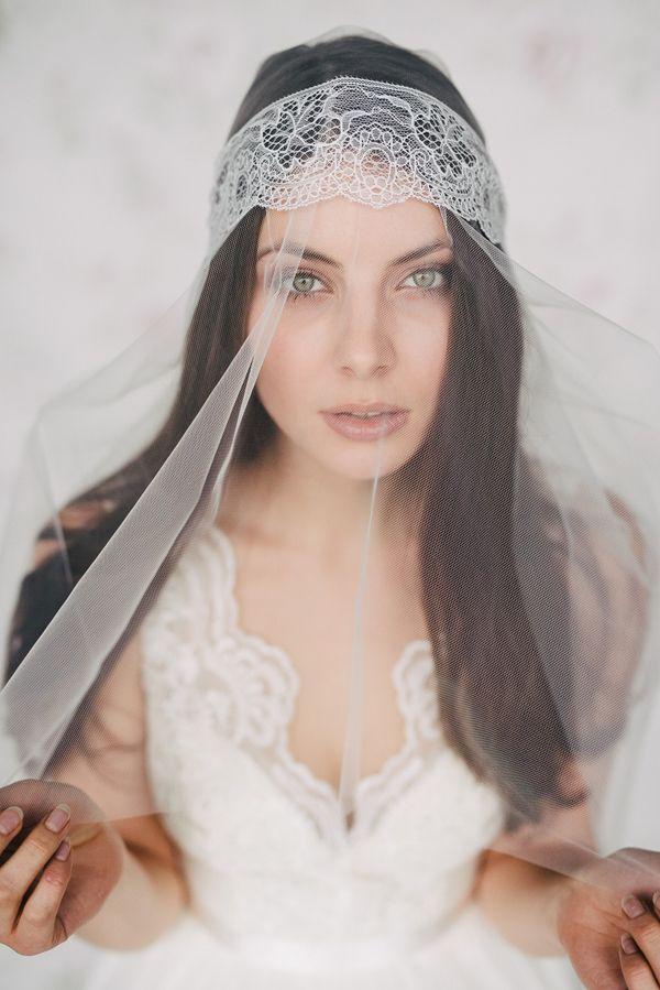 495 besten Long bridal veils Bilder auf Pinterest   Brautschleier ...