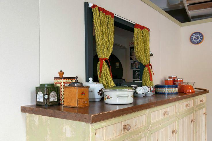 Tijdmachine - keuken