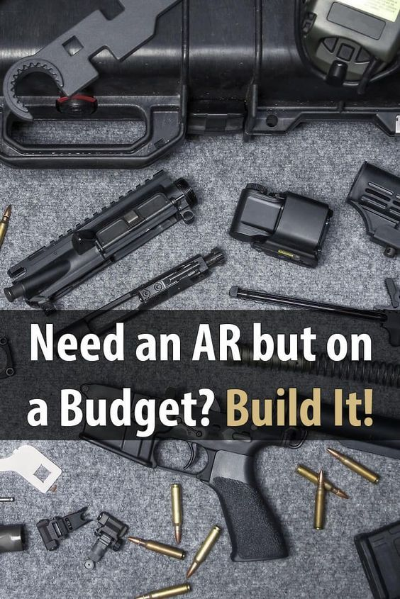 790 best gunsmithing images on pinterest firearms gun and guns many people would love to own an ar style rifle but they simply can fandeluxe Choice Image