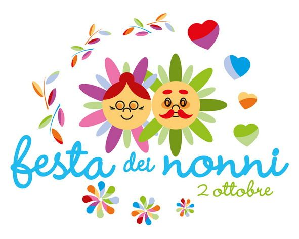 Il 2 Ottobre è la Festa dei Nonni!  Regalare ai nonni una pianta o un mazzo di fiori in occasione della loro festa è un gesto di tenerezza carico di significato, un gesto semplice ma di valore per dimostrare loro il proprio affetto e ringraziarli.