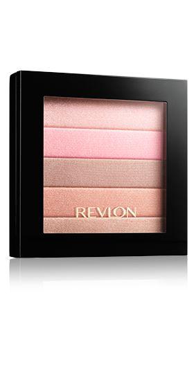 www.revlon.com  Revlon Highlighting Palette