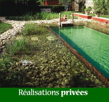 51 best Piscine naturelle images on Pinterest Natural pools - l eau de ma piscine est verte et trouble