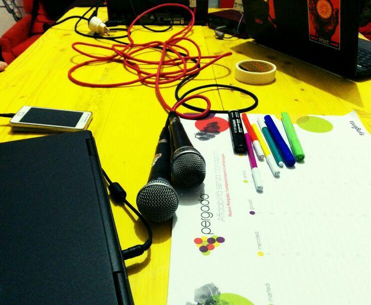 Corso di web #radio @ Hastarci Trani