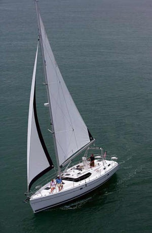 Florida Sailing - Florida Sailing School - Florida Sailboat Charter - Team Building
