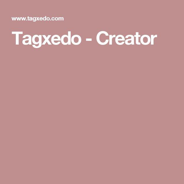 Tagxedo - Creator