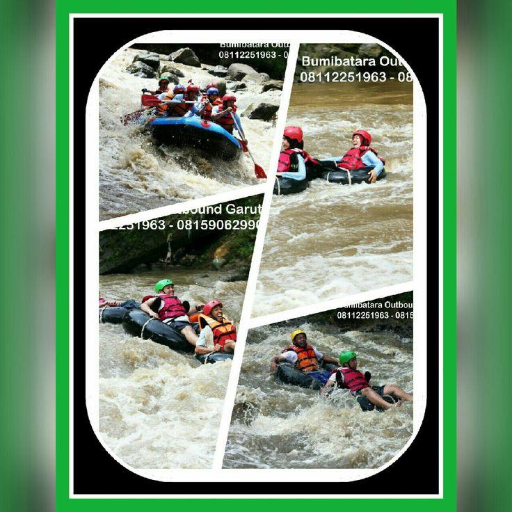 Tempat rafting dahsyat di garut