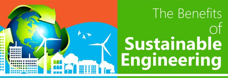 INFOGRAPHIC: The benefits of sustainable engineering