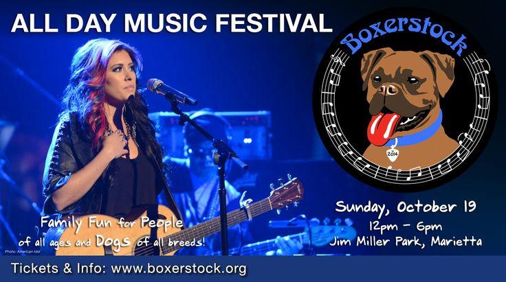 Boxerstock 2014  -  All Day Music Festival  -  boxerstock org