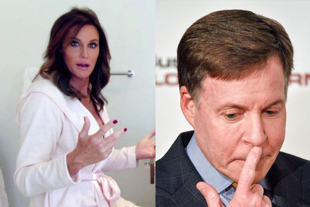 """NBC Sports anchor Bob Costas had strong words about ESPN's choice of Caitlyn Jenner as the recipient of the 2015Arthur Ashe Courage Award at the ESPYS next month. The legendary broadcaster, who has beentheprime-time host of nine Olympic games, slammed the choice of the gold medalist during an interview with """"The Dan Patrick Show"""" on Monday. """"It strikes me that awarding the Arthur Ashe Award to Caitlyn Jenner is just a crass exploitation play — it's a tabloid play,"""" Costas said."""