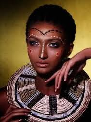Image result for aboriginal face painting