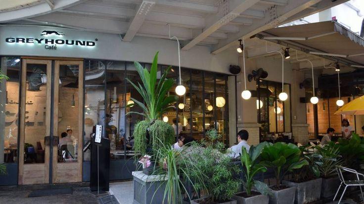 GREYHOUND CAFE- chic urban cafe serving innovative Thai & international cuisine- Thonglor, Bangkok