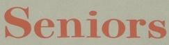 "1962 font, in the ""Falcon"" yearbook of Van Horn high school in Independence, Missouri.  #VanHorn #Falcon #yearbook #1962"