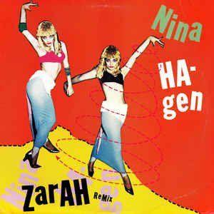 """Nina Ha-Gen / Zarah Remix 12"""""""
