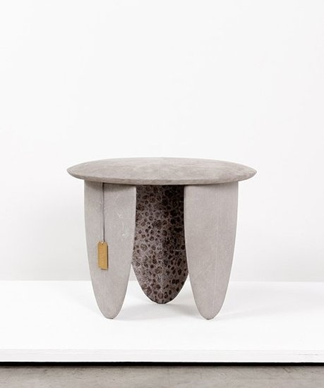 Formafantasma - Wolffish-pig stool, 2012