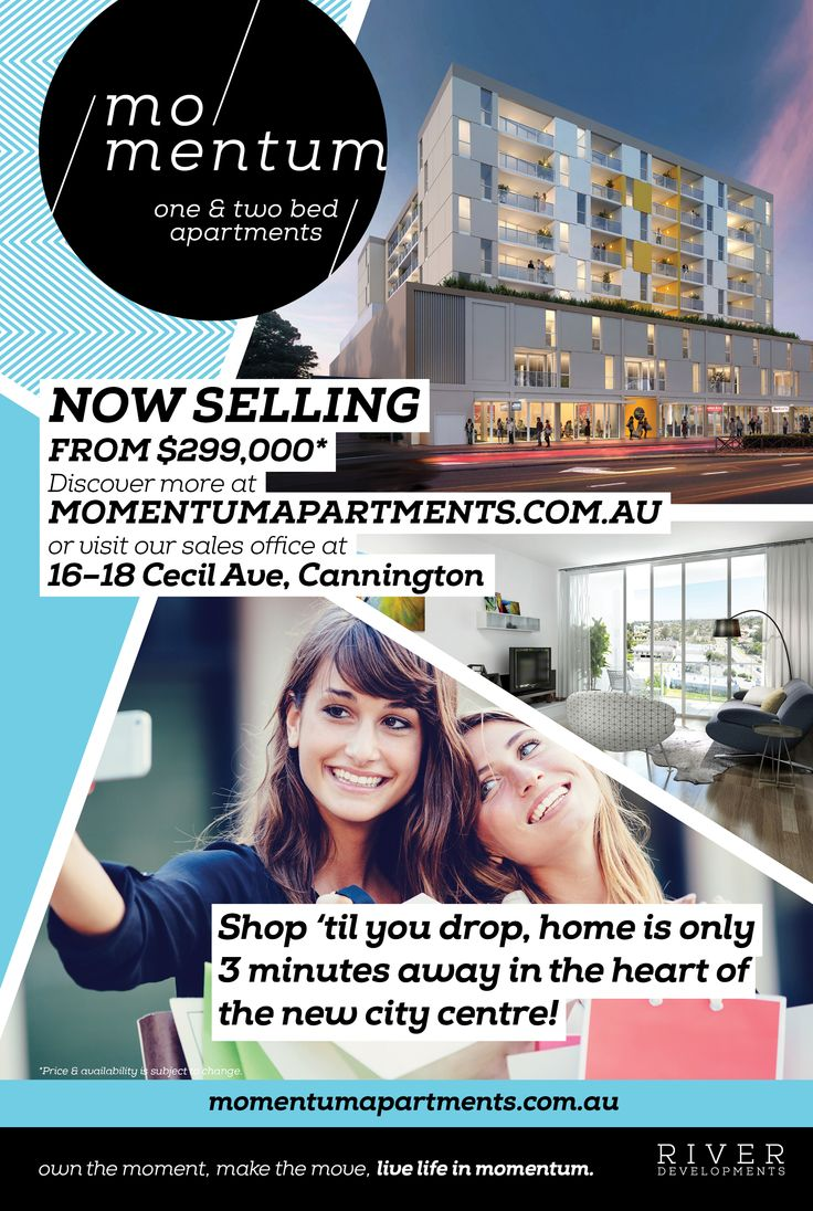 Momentum Apartments Shopalite at Westfield Carousel