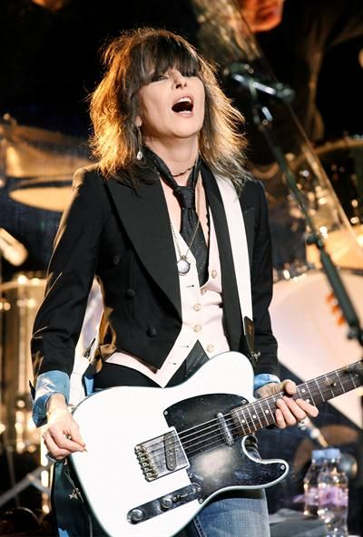 Chrissy Hines, The Pretenders