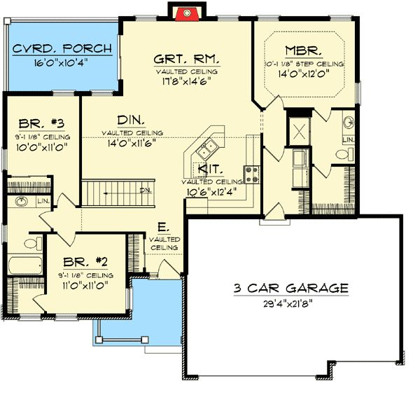 25 best ideas about affordable house plans on pinterest for Affordable 5 bedroom house plans