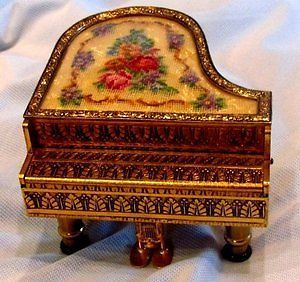 Old Music Boxes Rare Antique Pianos Appraisal, Antique