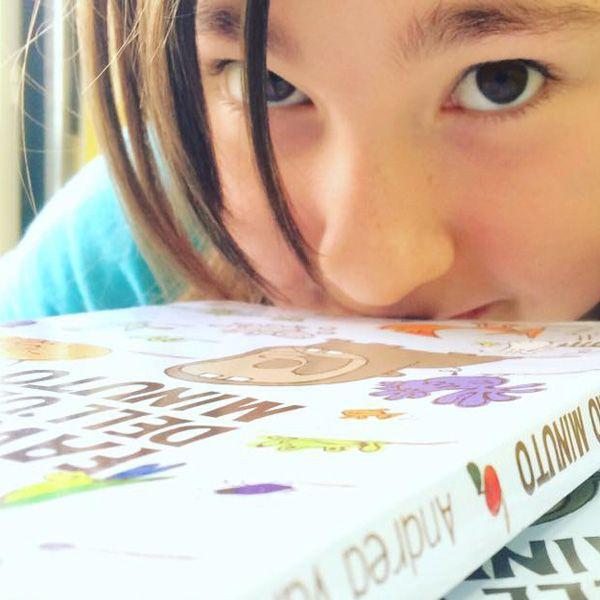 sento odor di #favole #libri #ragazzi #letture