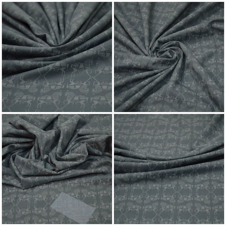 Блузочная ткань линии Lanvin, батист арт. 12-003-2714 Ширина: 151 см, плотность: 55г/м2 Цвет: Перламутровый темно-серый Состав ткани: 100% хлопок Назначение: Блузки, платья и сарафаны на подкладе #батист#хлопок#блузочная#плательная#серый#лошадки#брендовые ткани# Lanvin#tutti-tessuti