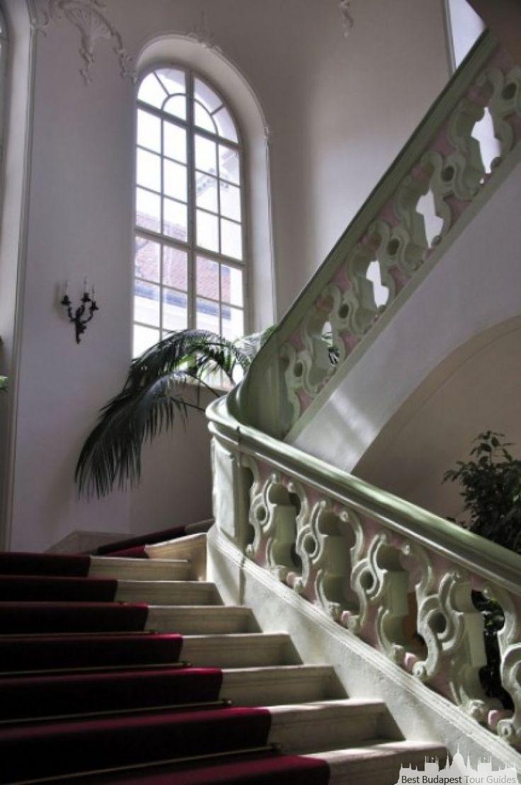 Gödöllő, Hungary's best preserved palace, main staircase