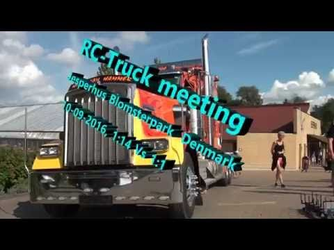 Rc Truck meeting in Jesperhus Blomster park (http://www.jesperhus.dk/)…