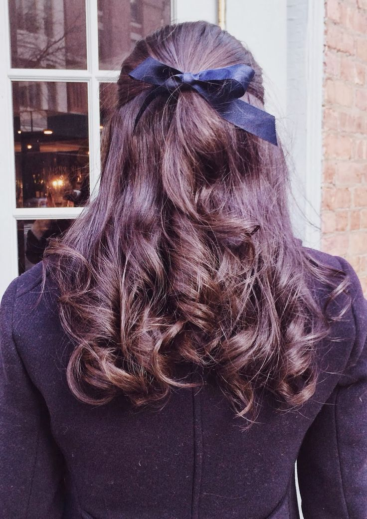 hair ribbon styles best 25 ribbon hairstyle ideas on 5738