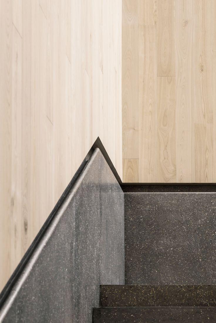 Stair of encounters / Neri&Hu