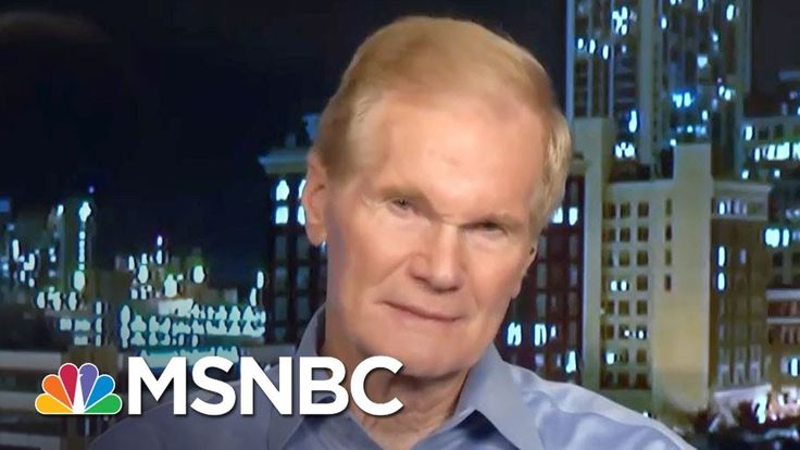 'This Is Not The Finest Hour Of The United States Government' - Sen. Bill Nelson @allinwithchris @msnbc