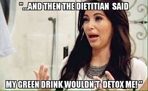 Dietitians are horrible people