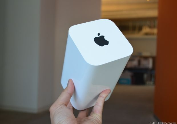 2013 AirPort Time Capsule is an excellent backup/file server for Apple fans: http://cnet.co/19YQ92v