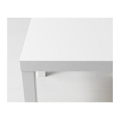 "LACK Side table - white, 21 5/8x21 5/8 "" - IKEA"